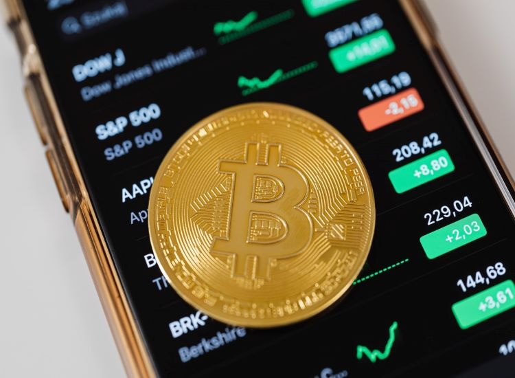 Buying or Selling Cryptos and Bitcoin.
